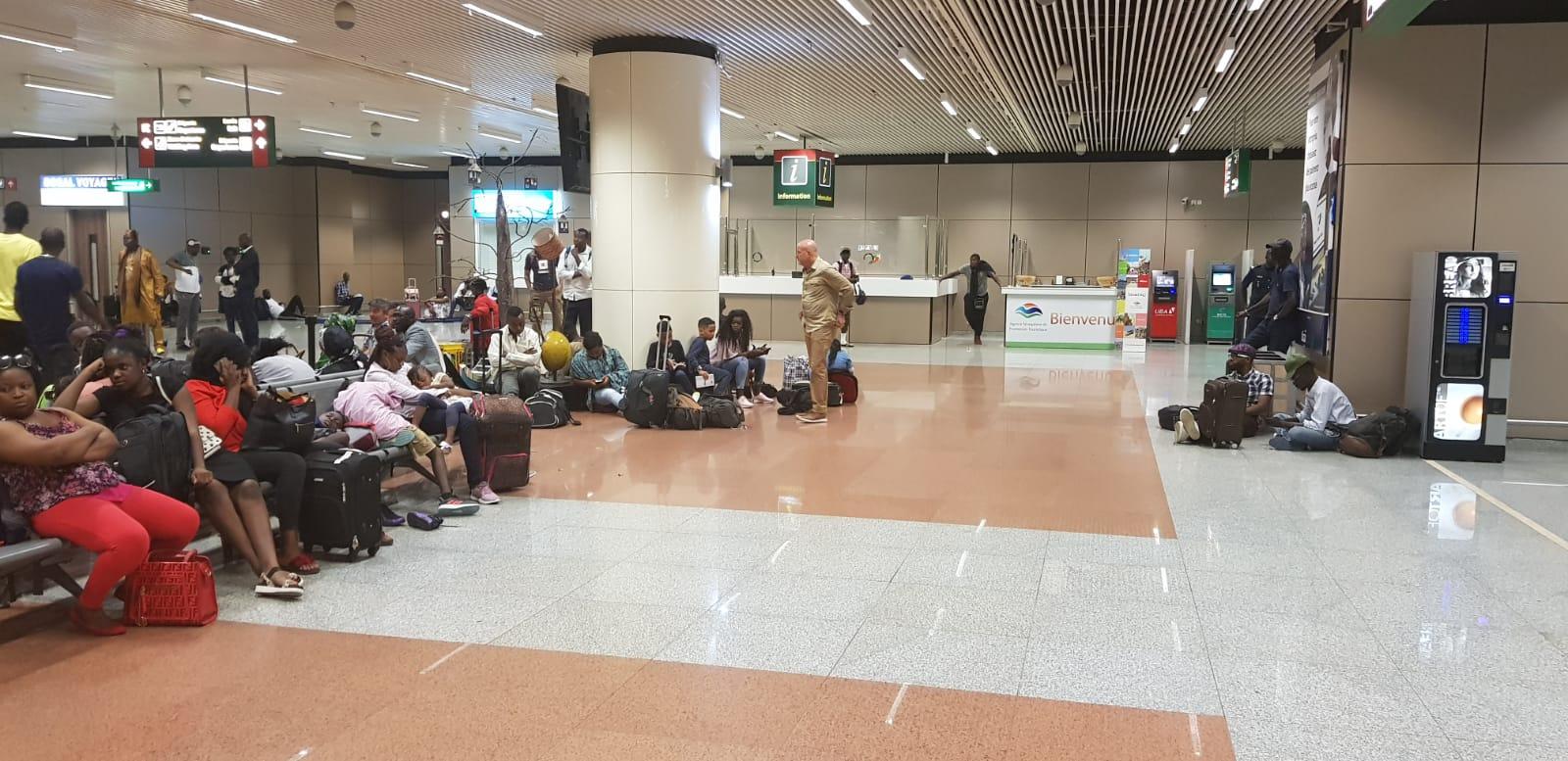 passagers RAM 04 - Senenews - Actualité au Sénégal, Politique, Économie, Sport