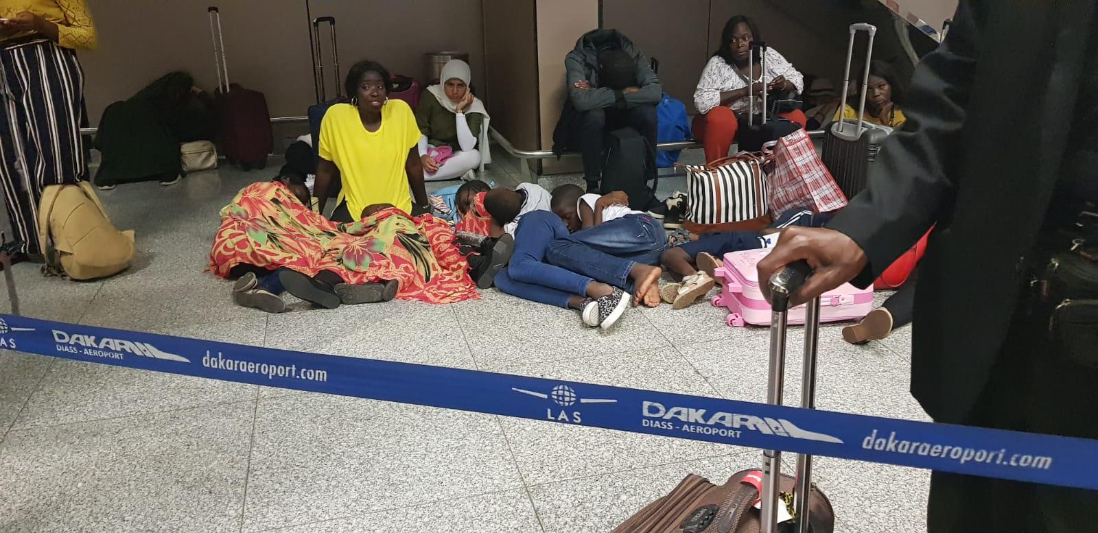 passagers RAM 06 - Senenews - Actualité au Sénégal, Politique, Économie, Sport
