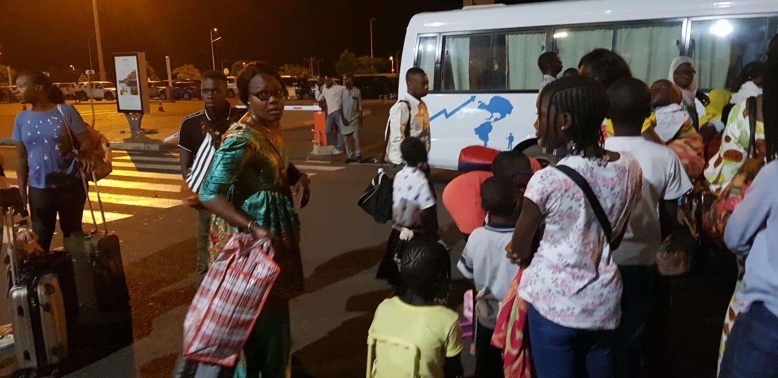 passagers RAM 10 - Senenews - Actualité au Sénégal, Politique, Économie, Sport